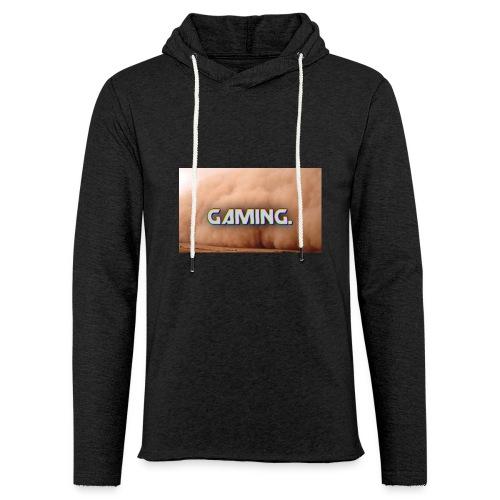 GamingDust LOGO - Light Unisex Sweatshirt Hoodie