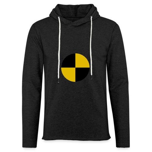 crash test - Light Unisex Sweatshirt Hoodie