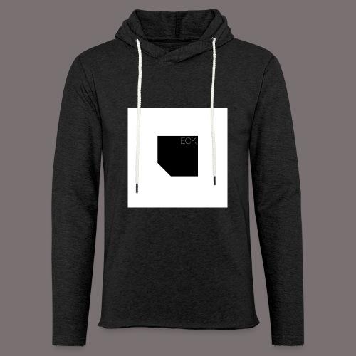 ecke - Leichtes Kapuzensweatshirt Unisex