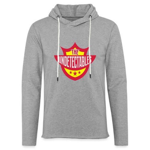 Undetectables voorkant - Lichte hoodie unisex