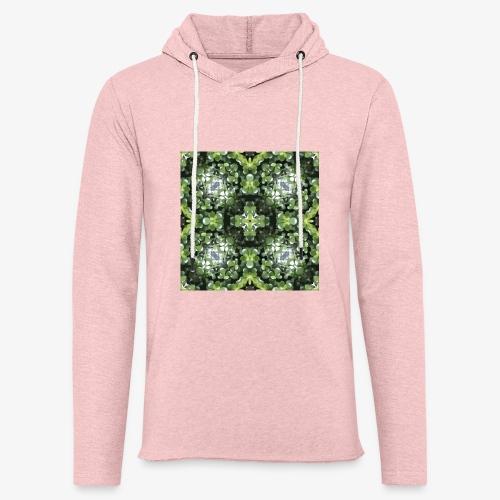 MOTIF L T4 Plt grasse - Sweat-shirt à capuche léger unisexe