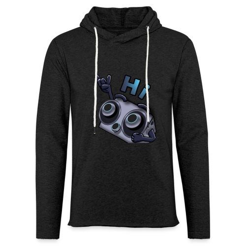 The DTS51 emote1 - Lichte hoodie unisex