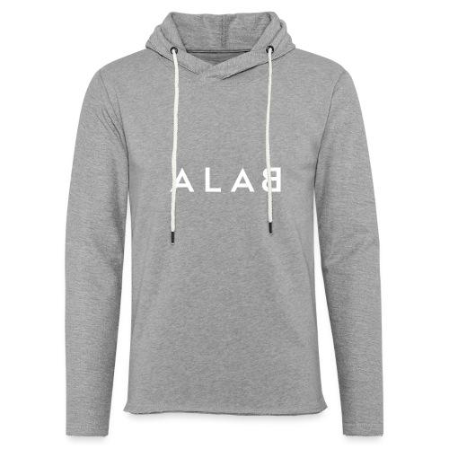 ALAB - Felpa con cappuccio leggera unisex