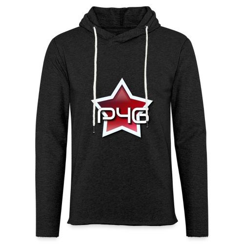logo P4G 2 5 - Sweat-shirt à capuche léger unisexe