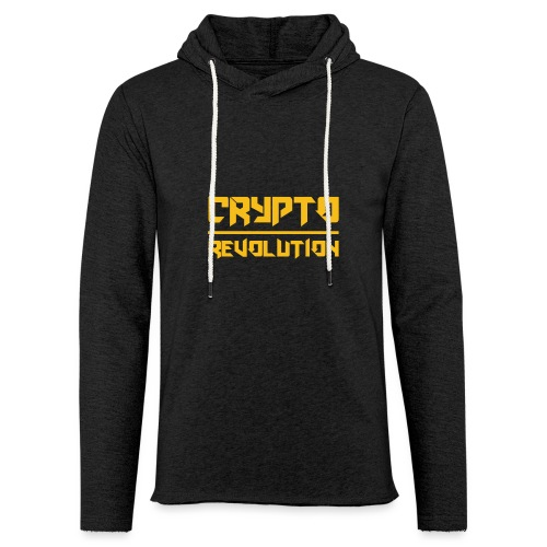Crypto Revolution III - Light Unisex Sweatshirt Hoodie