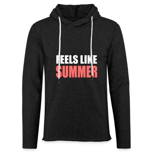 FEELS LIKE SUMMER - Leichtes Kapuzensweatshirt Unisex