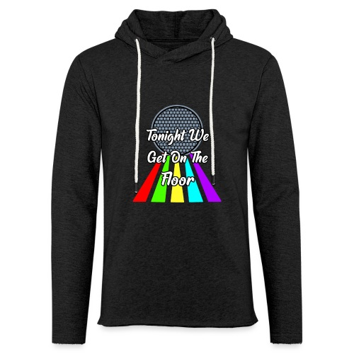 Dance Party - Leichtes Kapuzensweatshirt Unisex