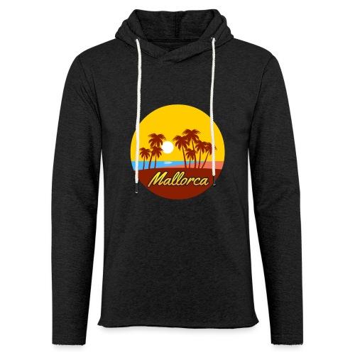 Mallorca - Als Geschenk oder Geschenkidee - Leichtes Kapuzensweatshirt Unisex