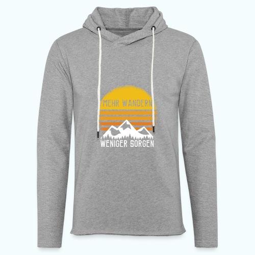 hike - Light Unisex Sweatshirt Hoodie