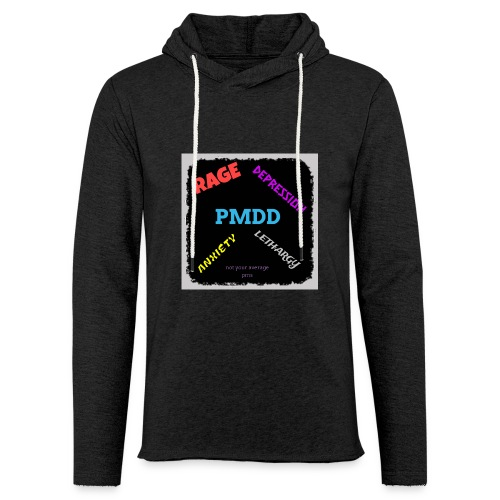 Pmdd symptoms - Light Unisex Sweatshirt Hoodie