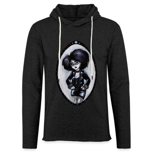 Trad Goth Art by E. R. Whittingham - Light Unisex Sweatshirt Hoodie