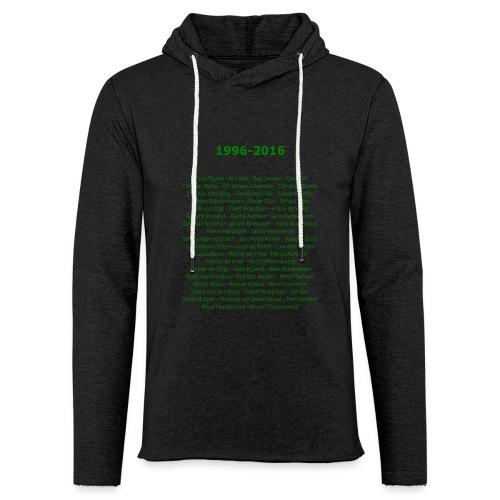 tekening4 - Lichte hoodie unisex