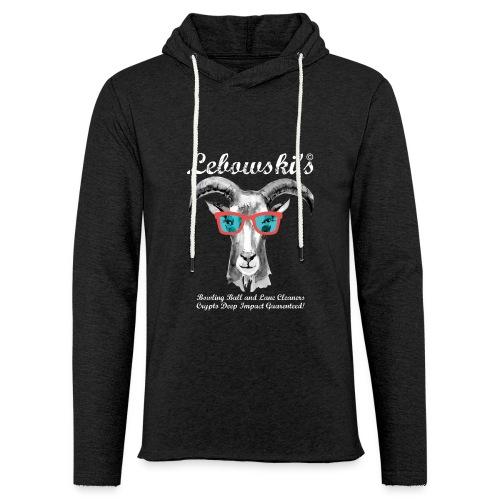 000_NEW Lebowskis Fullsiz - Leichtes Kapuzensweatshirt Unisex