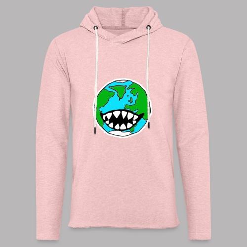 Hungry Planet - Light Unisex Sweatshirt Hoodie