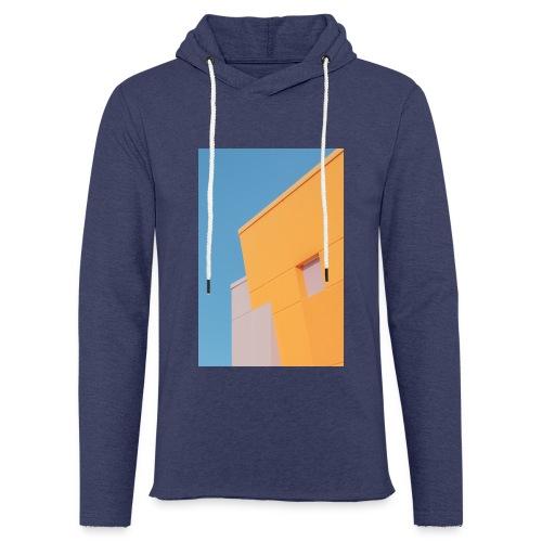 Tilted - Leichtes Kapuzensweatshirt Unisex
