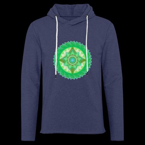 mandala 1 - Light Unisex Sweatshirt Hoodie
