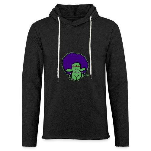 Frankensheep's Monster - Sweat-shirt à capuche léger unisexe
