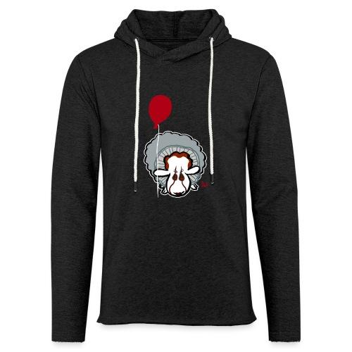 Evil Clown Sheep from IT - Sweat-shirt à capuche léger unisexe
