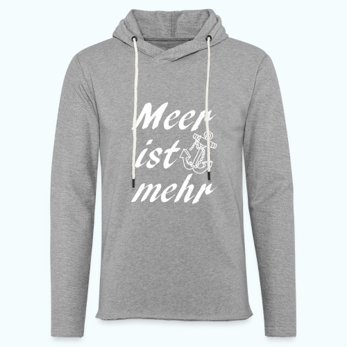 Kreuzfahrt Fan - Light Unisex Sweatshirt Hoodie