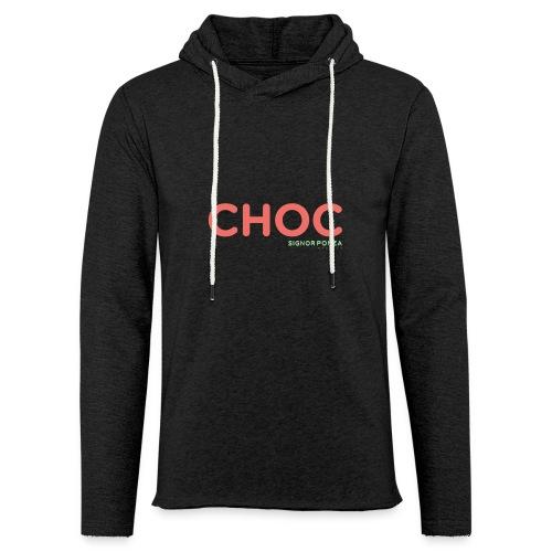 CHOC 2 - Felpa con cappuccio leggera unisex