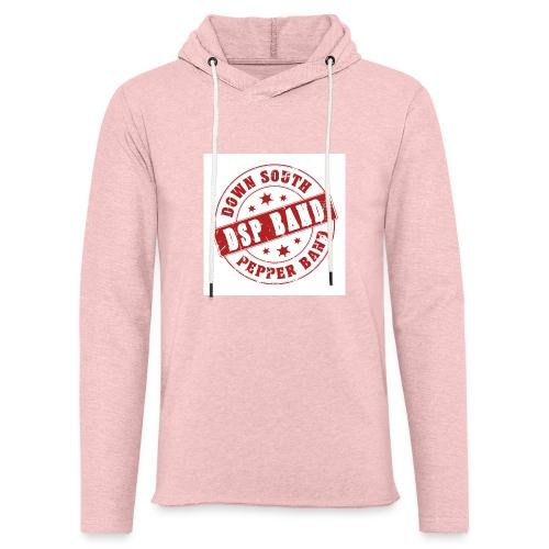 DSP band logo - Light Unisex Sweatshirt Hoodie