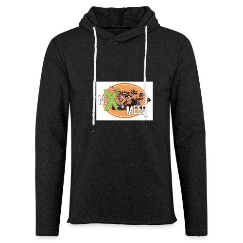 nixenmeer - Lichte hoodie unisex