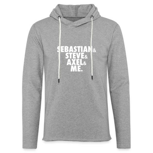BEATSAUCE House Mafia T-shirt - Felpa con cappuccio leggera unisex