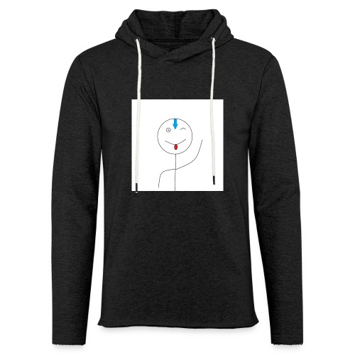 avatar stick man cover 6/6s - Let sweatshirt med hætte, unisex