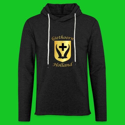Giethoorn 2 - Lichte hoodie unisex