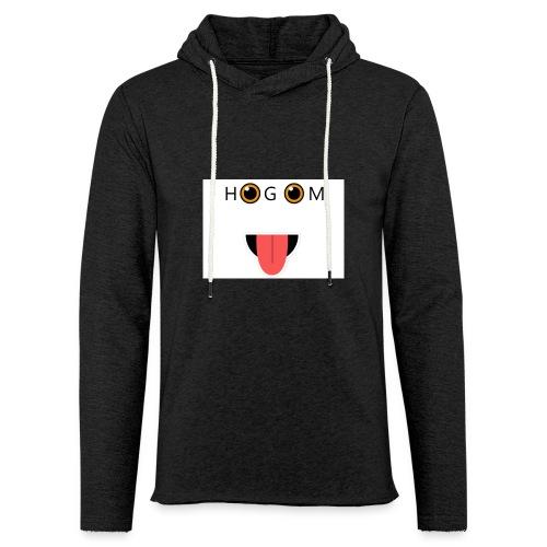 HetGameMisterie Logo - Lichte hoodie unisex
