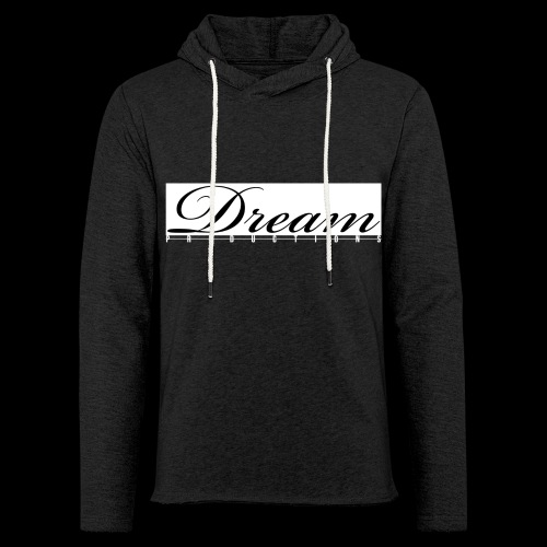 Dream Productions NR1 - Leichtes Kapuzensweatshirt Unisex