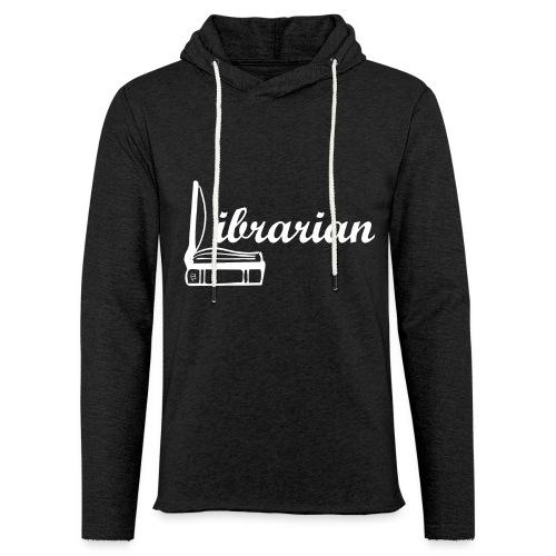 0325 Librarian Librarian Cool design - Light Unisex Sweatshirt Hoodie