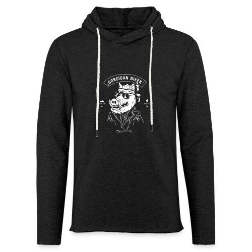 CORSEAMOTO TEE SHIRT full png - Sweat-shirt à capuche léger unisexe