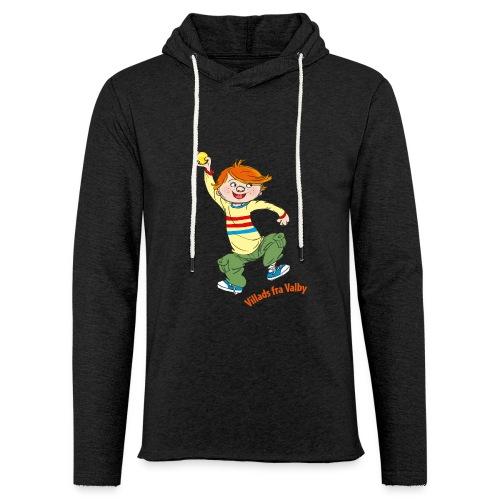Villads fra Valby - Let sweatshirt med hætte, unisex