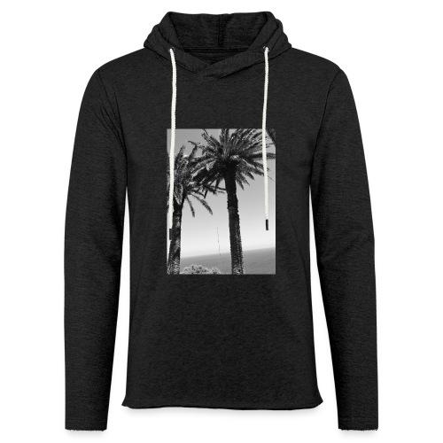 arbre - Sweat-shirt à capuche léger unisexe
