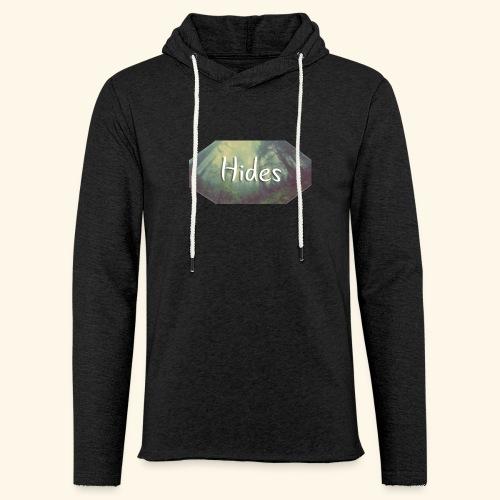 Hides t shirt or hoodie skog png - Lett unisex hette-sweatshirt