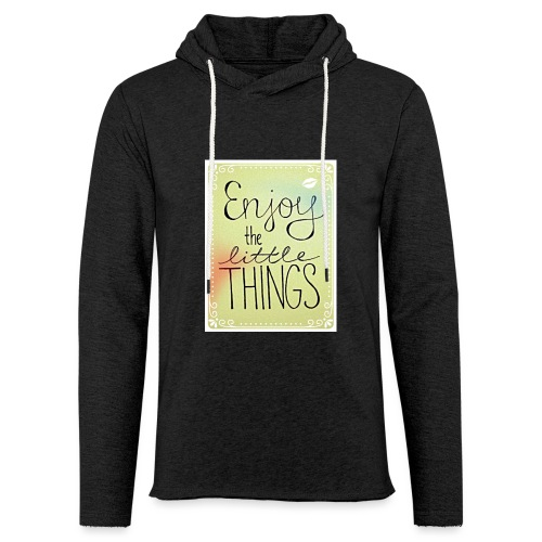 LITTLE_THINGS - Lichte hoodie unisex