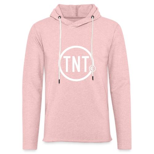 TNT-circle - Lichte hoodie unisex