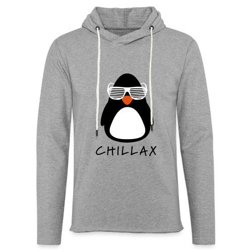 Chillax - Lichte hoodie unisex
