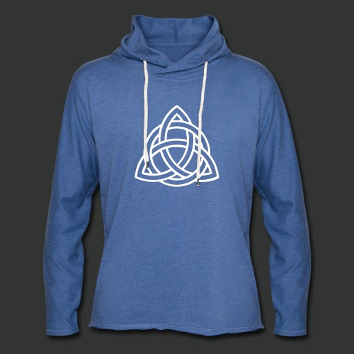 Celtic Knot — Celtic Circle - Light Unisex Sweatshirt Hoodie