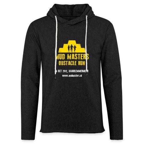 tshirt front - Lichte hoodie unisex