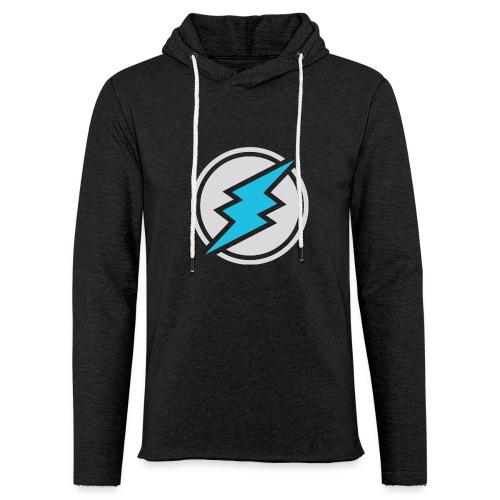ETN logo # 2 - Light Unisex Sweatshirt Hoodie