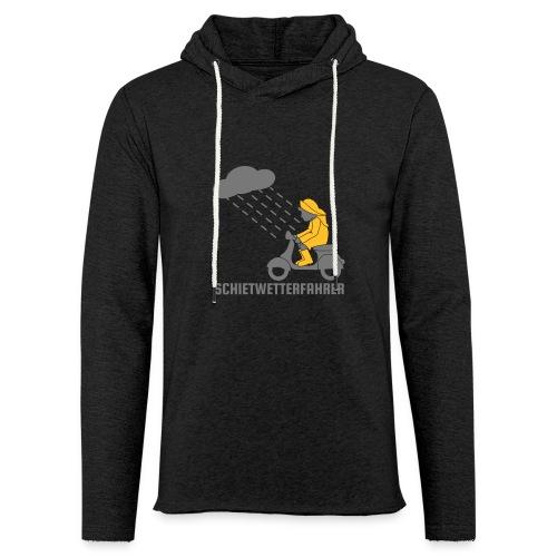 Schietwetterfahrer - Leichtes Kapuzensweatshirt Unisex