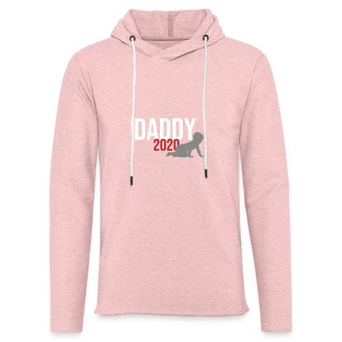 daddy2020 - Leichtes Kapuzensweatshirt Unisex