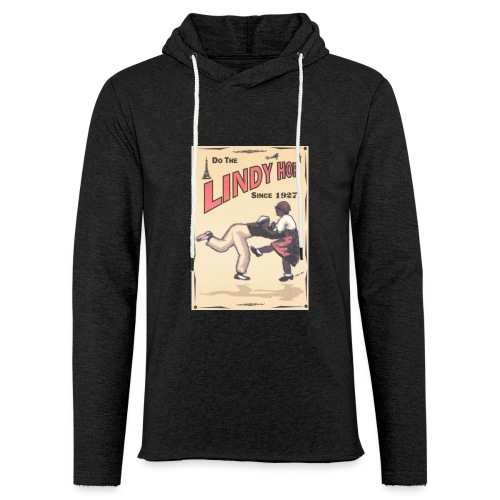 Do the Lindy Hop Since 1927 - Lätt luvtröja unisex