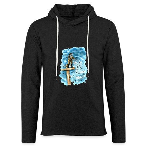 after the storm - Light Unisex Sweatshirt Hoodie