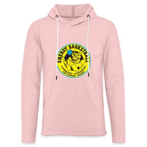 street wear energy basketball merchandising - Felpa con cappuccio leggera unisex