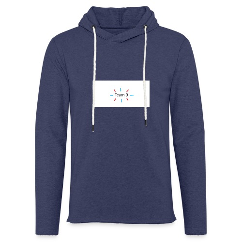 Team 9 - Light Unisex Sweatshirt Hoodie