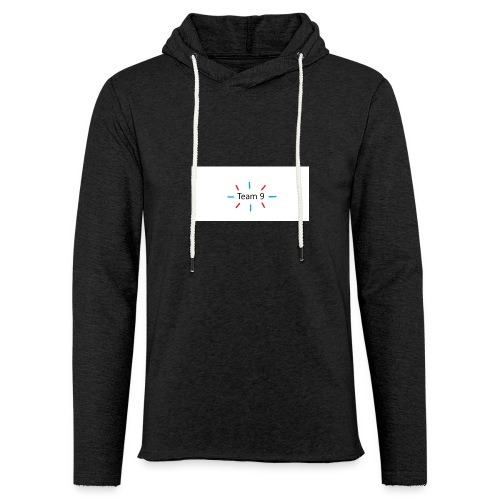 Team 9 - Light Unisex Sweatshirt Hoodie