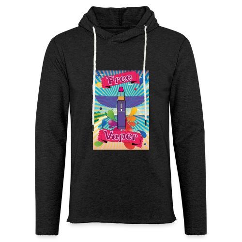hawai png - Sweat-shirt à capuche léger unisexe
